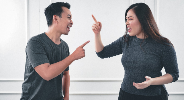 Unhappy Relationship? Here's Why
