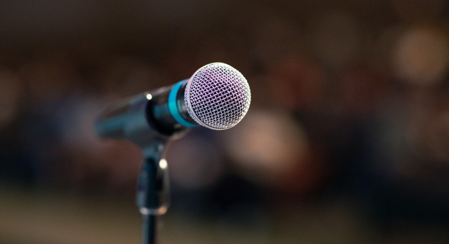 Do This When You Are Anxious to Give a Talk or Presentation