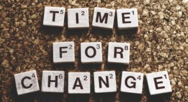 Am I Ready for Change/Resolutions?