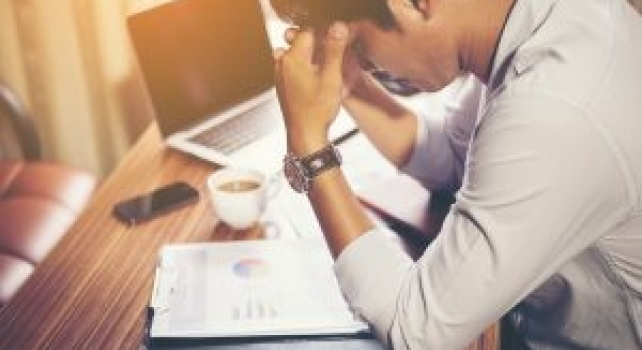 5 Ways to Prevent Work Place Burn Out