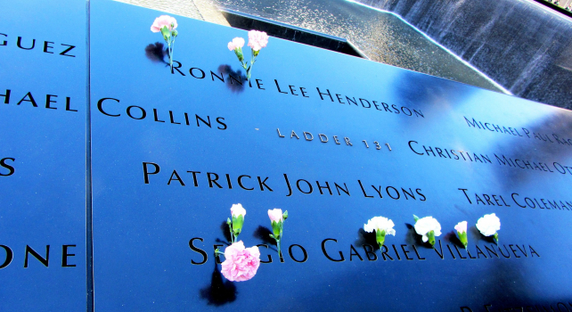 Grieving Our Losses on This 911 20th Anniversary